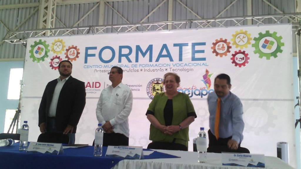 Centro Formate en Nejapa