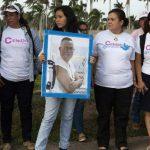 Se manifiestan a favor de nicaragüense