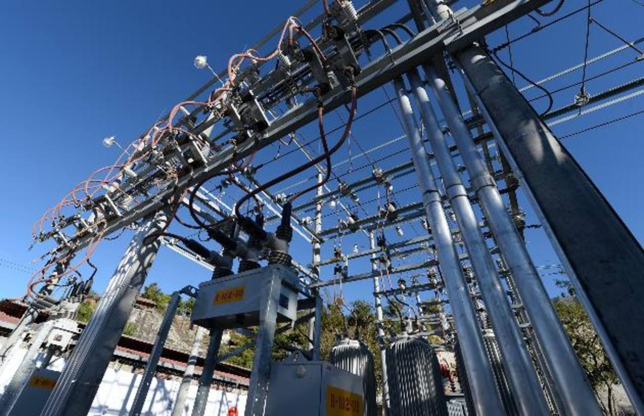 El costo de la energía se ha reducido en los últimos meses, ayudado por una mayor importación desde Guatemala. Foto EDH