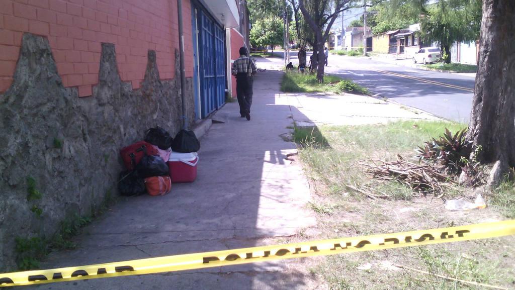 Asesinan a pandillero retirado en Av. Bernal