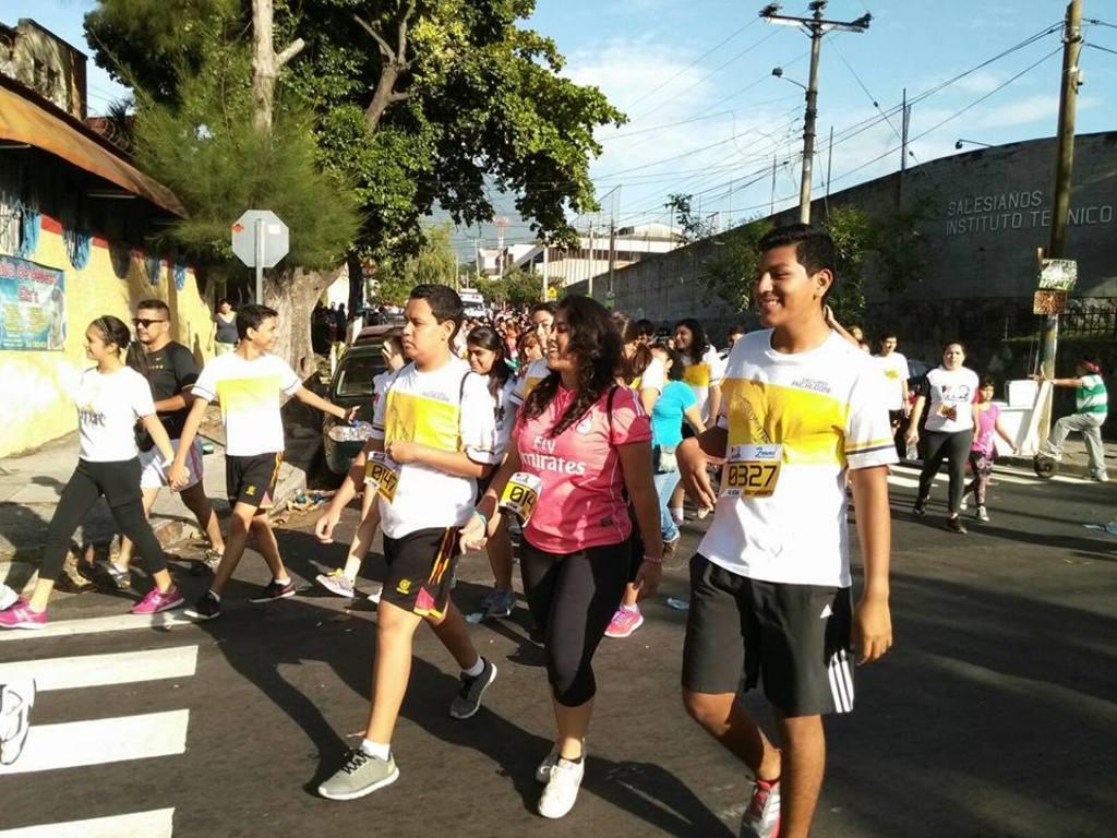 Ricaldone corre por San Juan Bosco