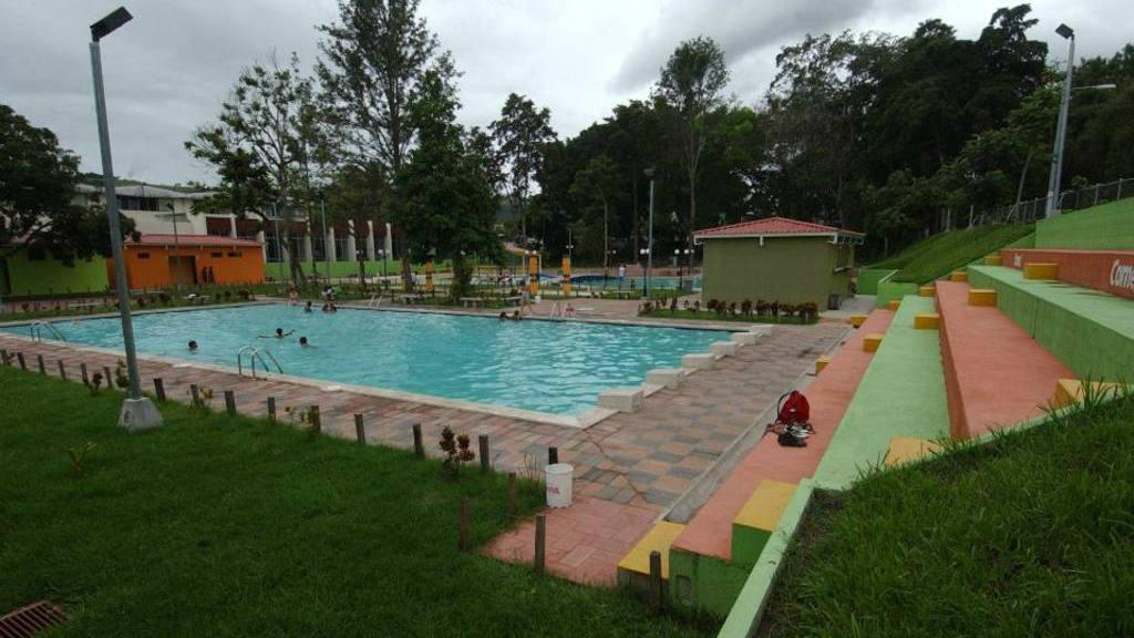 Parque acuático El Cafetalón