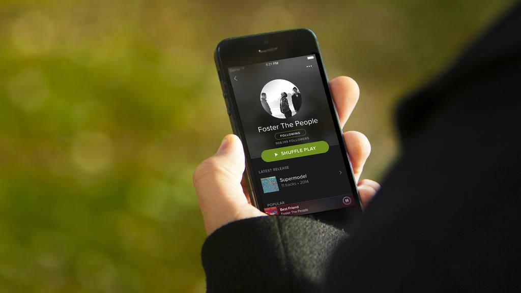 Críticas ante el cambio de las condiciones de privacidad de Spotify