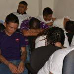 """Instalan audiencia contra el """"Viejo Lin"""" y 33 pandilleros más"""