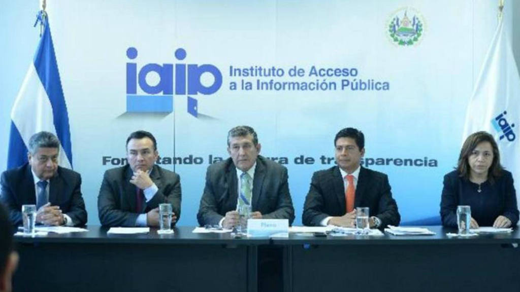 IAIP ratifica resolución