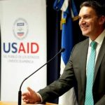 Nuevo director de USAID, Lawrence J. Sacks