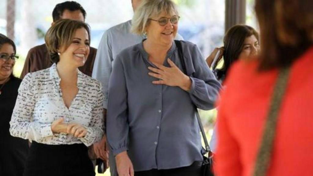 Vanda Pignato, secretaria de Inclusión Social