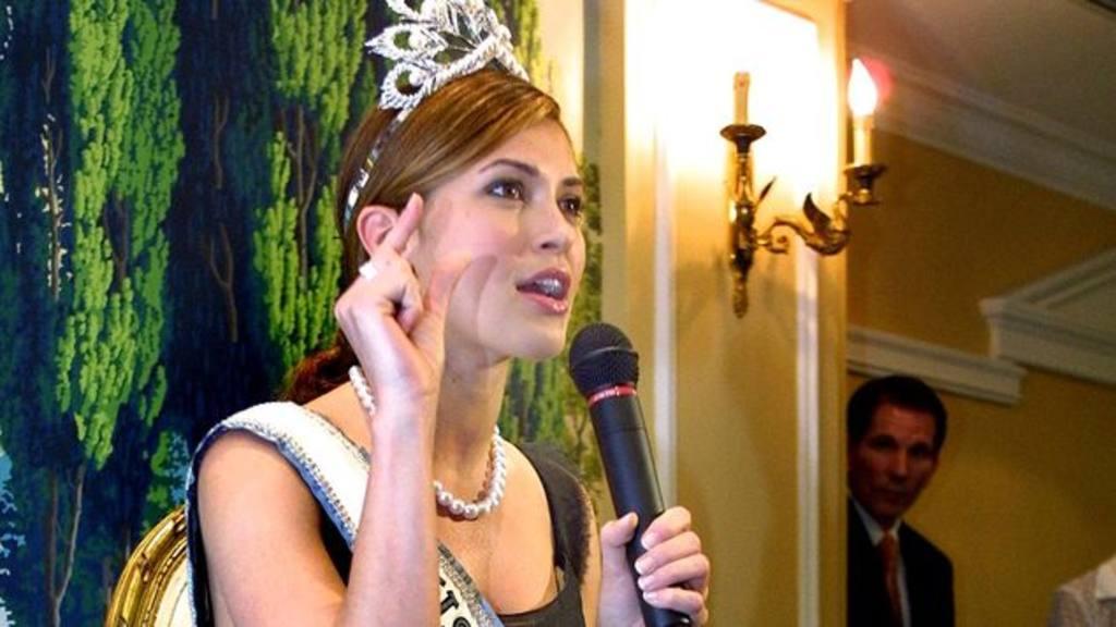 Panameña rechaza ser jurado en Miss USA a causa de Trump