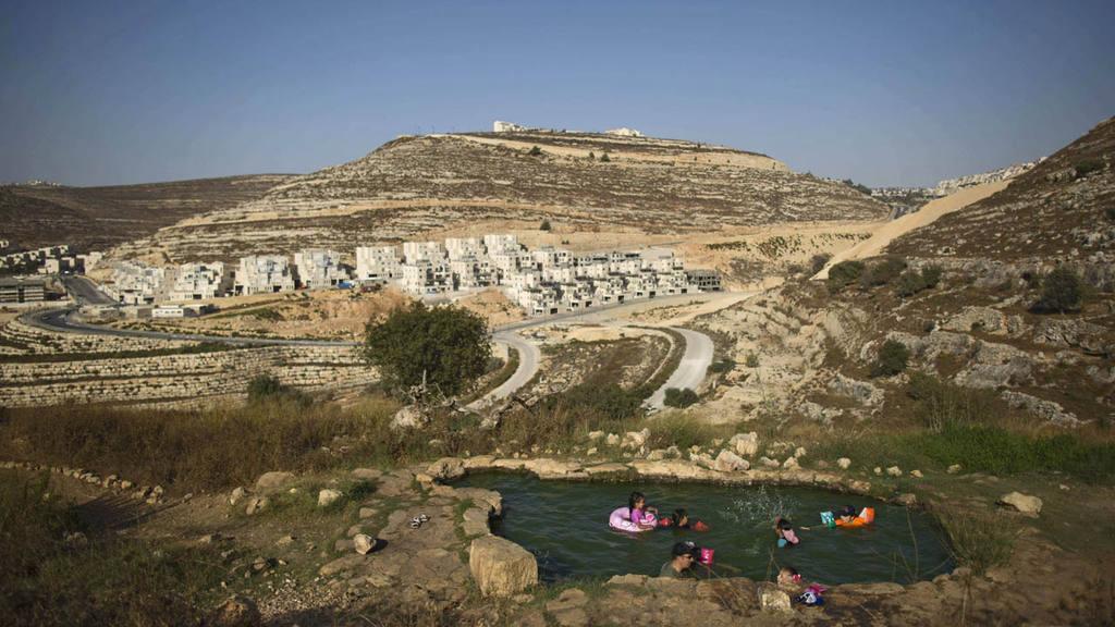 Ola de calor en Israel
