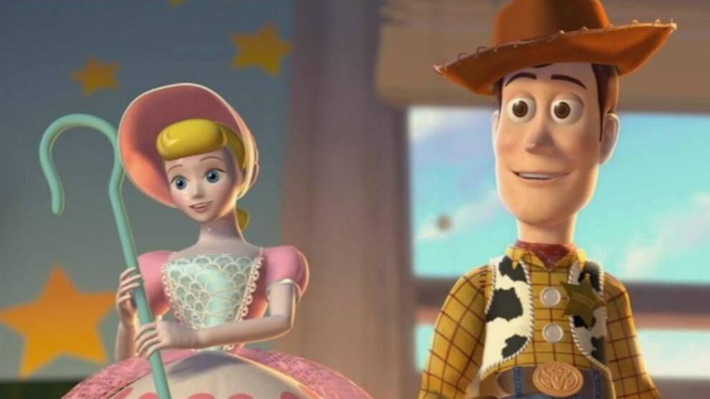 Toy Story 4 será una historia de amor entre Woody y Bo Peep