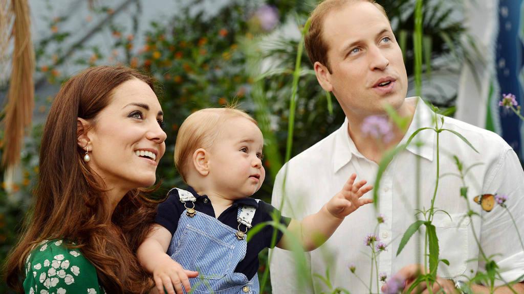 Duques de Cambridge piden no publicar fotos de sus hijos