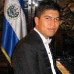 William Gómez. Pianista salvadoreño