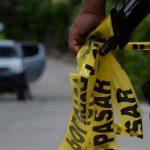 Triple homicidio en San Miguel
