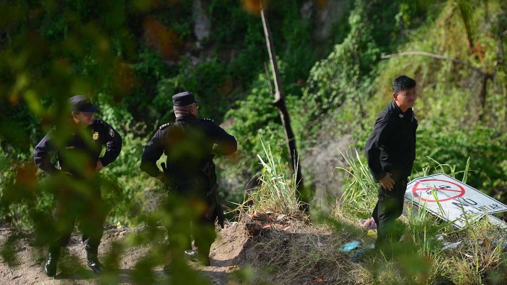 Matan a tres en San Miguel