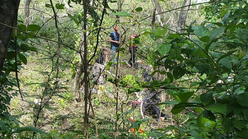 Matan a dueño de hacienda y sus 2 trabajadores en San Vicente