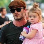 David Beckham arremete contra la prensa