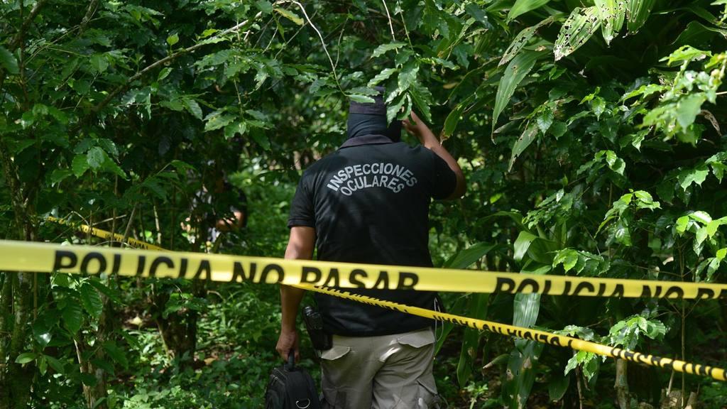 Seis jornaleros masacrados en Chalchuapa