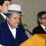 La embajada de Ecuador selebro los 206 a?os de independencia.