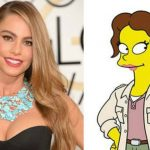 """Sofía Vergara será la nueva profesora de Bart en """"The Simpsons"""""""