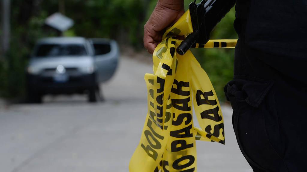 Trabajador asesinado en Olocuilta