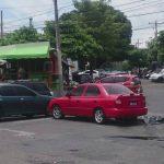 Matan a cuidador de carros en zona Ministerio de Hacienda