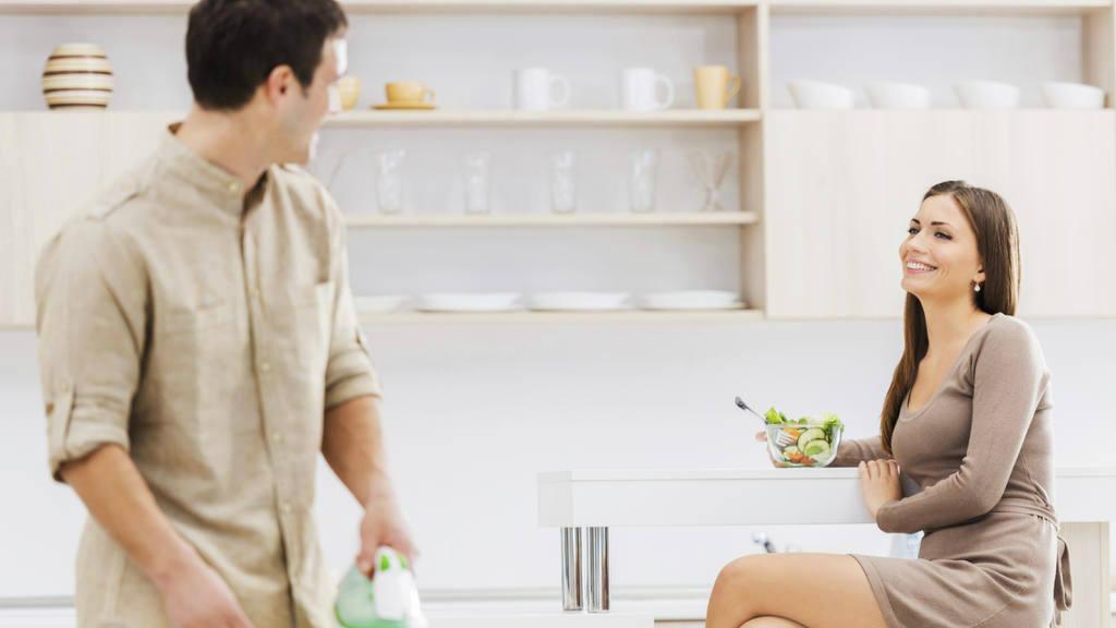 ¿Has engordado después del matrimonio? 5 tips para adelgazar juntos