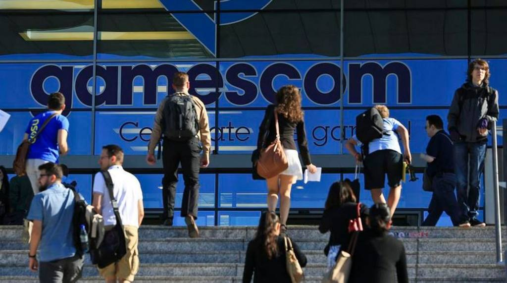 La feria de videojuegos Gamescom cierra con un récord de visitantes