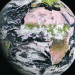 Imagen del satélite que podrá detectar y predecir fenómenos como niebla y tormentas