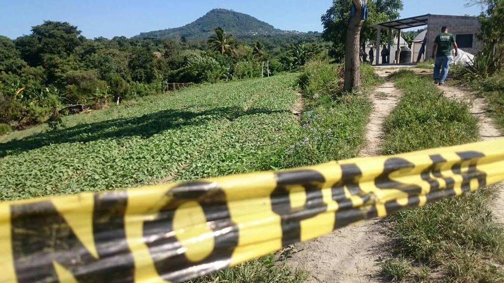 Agricultor asesinado