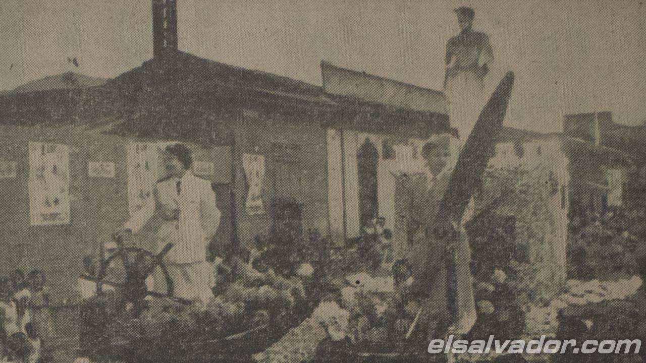 Recorrido histórico en imágenes de las Fiestas Agostinas