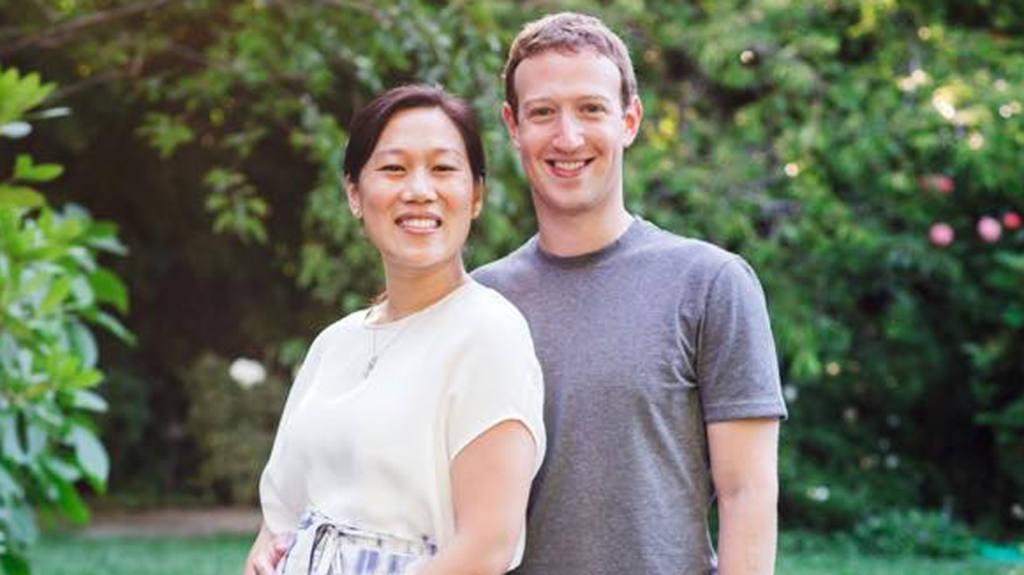 Creador de Facebook será padre de una niña