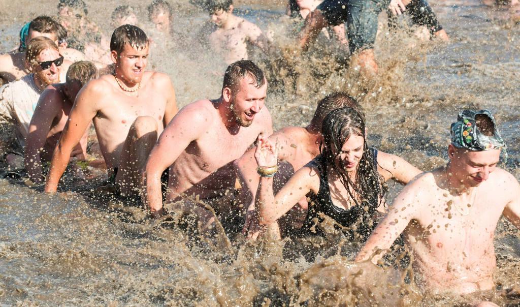 21st Woodstock Festival in Kostrzyn
