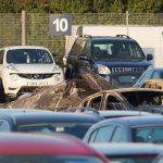 Mueren en accidente familiares de Bin Laden