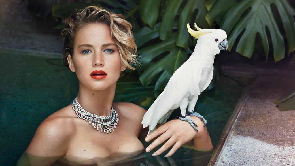 Jennifer Lawrence vacaciones