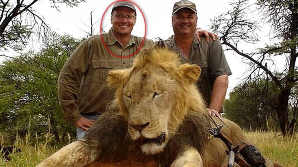 Cecil el león muerto en Zimbabue