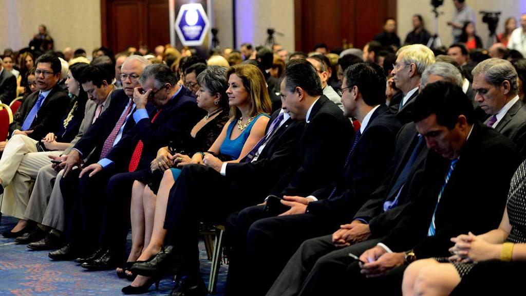 Exportadores reciben premios Coexport