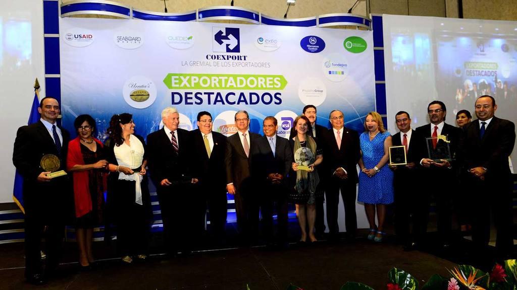 Coexport entrego premios a los exportadores