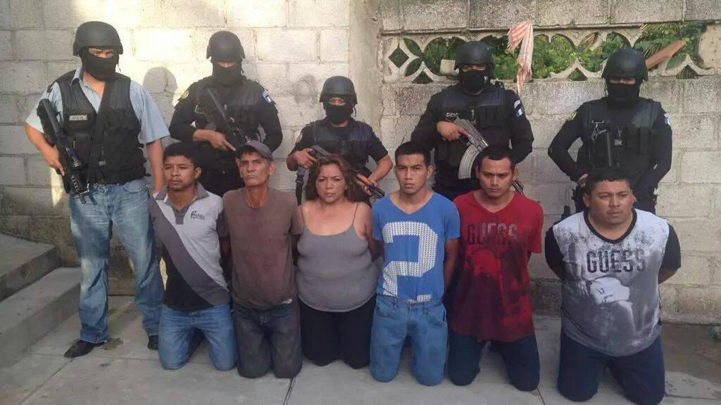 Acusados de secuestrar a salvadoreñas en Guatemala