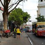 Paro de transporte, oriente, afectados