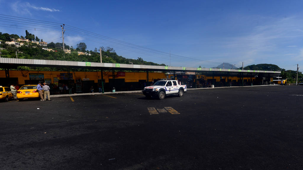 Terminal del Sur.