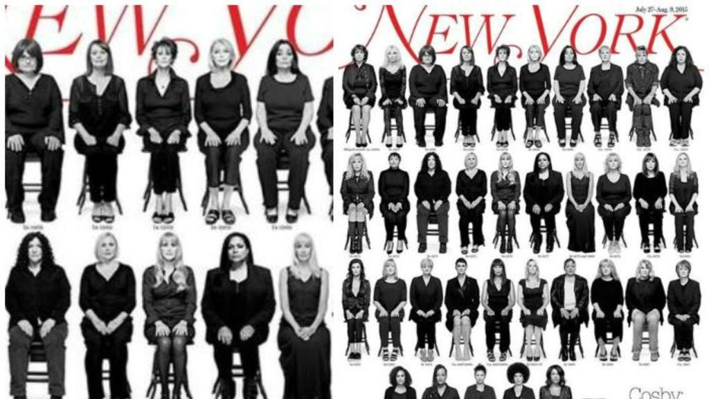 35 víctimas de Bill Cosby cuentan sus terribles historias