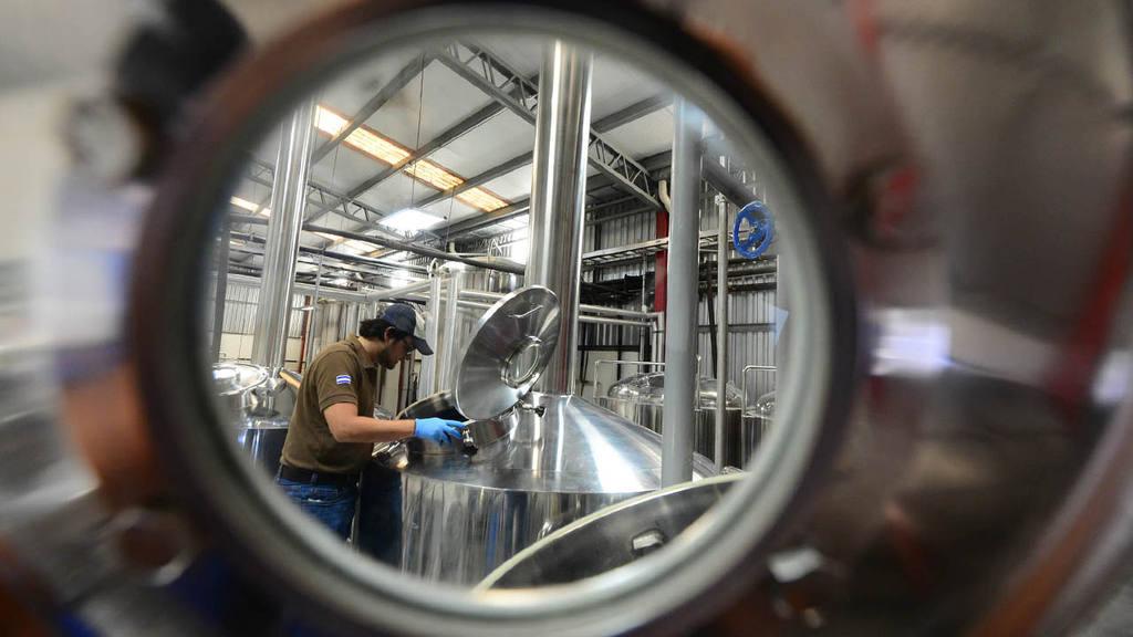 Fabrica de Cerveza Cadejo