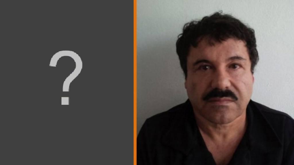 Quién interpretará al Chapo Guzmán