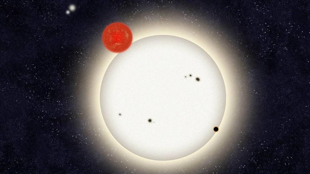 Los 10 exoplanetas más asombrosos