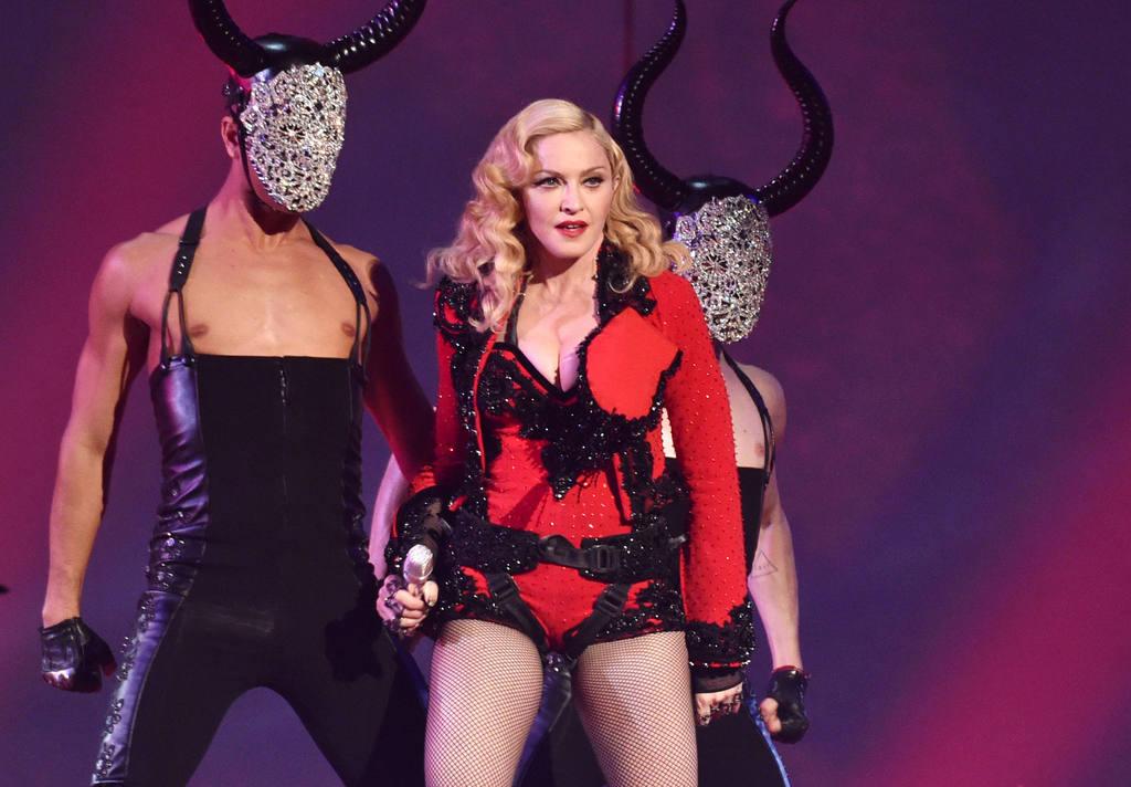 Madonna se siente como Picasso