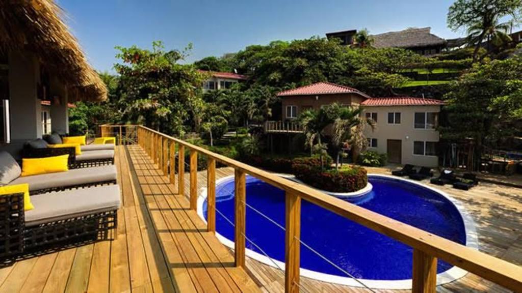 Casa de Mar El Sunzal, en La Libertad, turismo