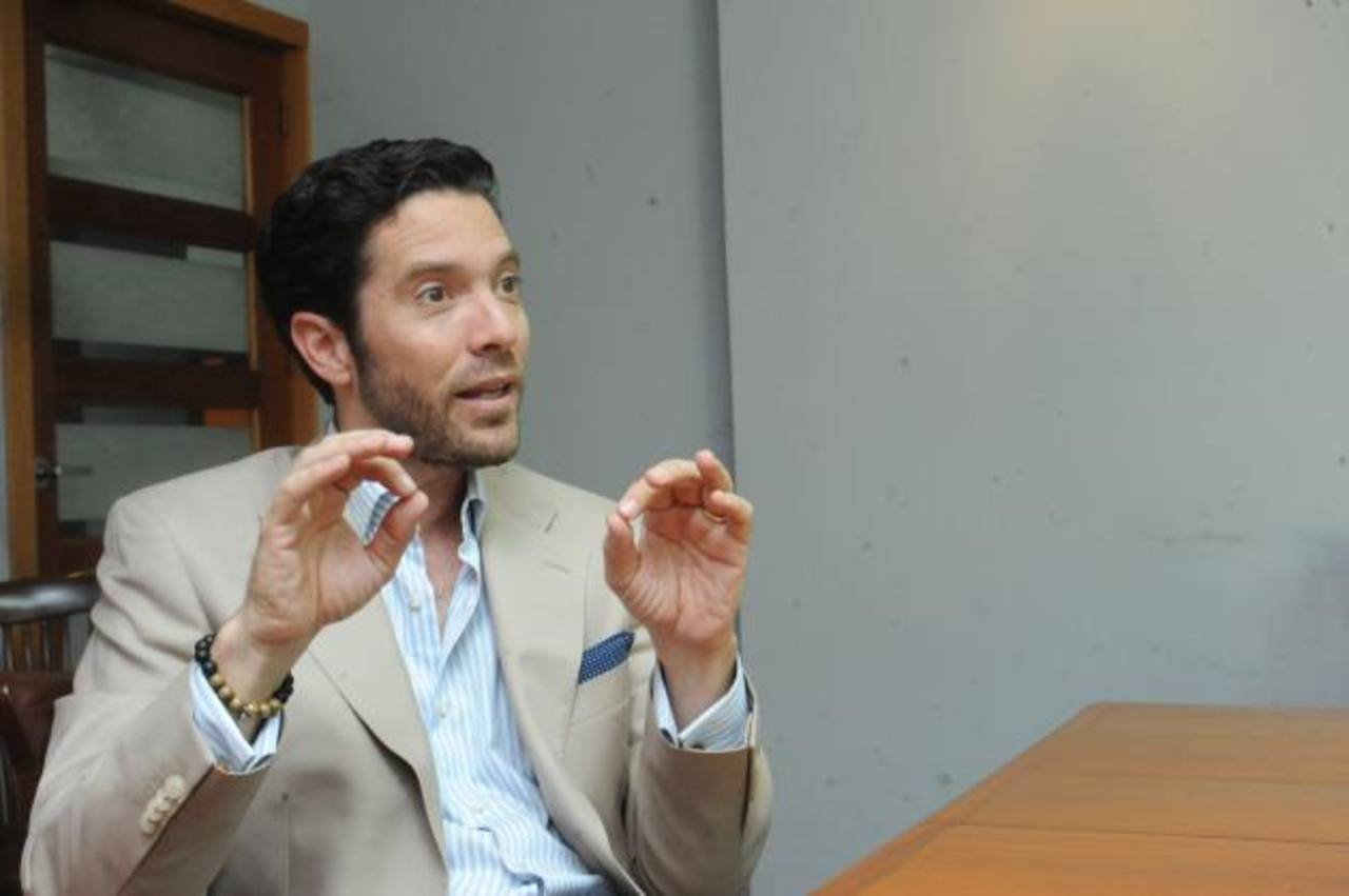 Diego de Sola, preside Glasswing International