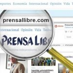 Prensa Libre denuncia clonación