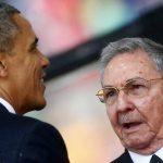 Presidente Obama y Raúl Castro, de Cuba, se preparan para restablecer relaciones diplomáticas