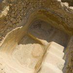 Pareja encuentra baño sagrado Jerusalén